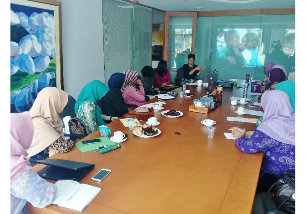 ICPCN and Rachel House: developing children's palliative care in Indonesia together