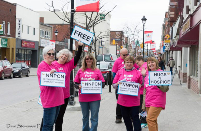 Hugs For Hospice – Celebrating 30 Years Of Support To Our Communities