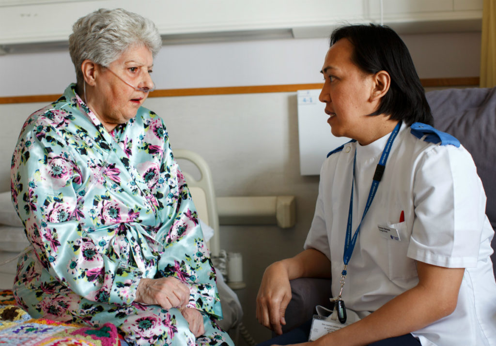 Research shows patient-centred outcome measures improve emotional wellbeing of patients