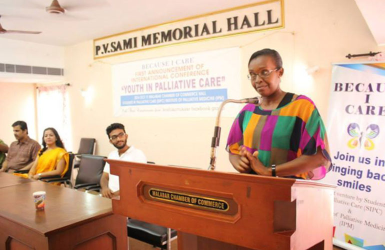 International students conference: 'Youth in Palliative Care' to be held in India