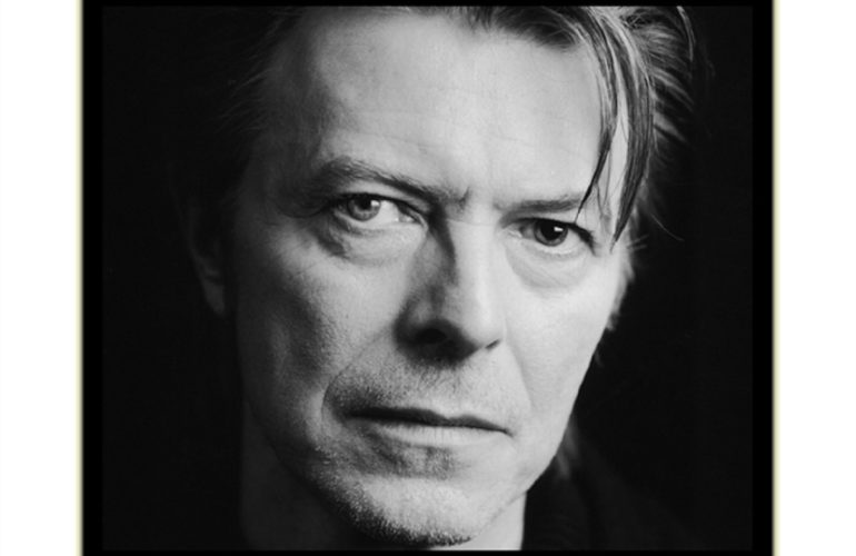 David Bowie – A Life: book launch at Cardiff Book Fest 2017
