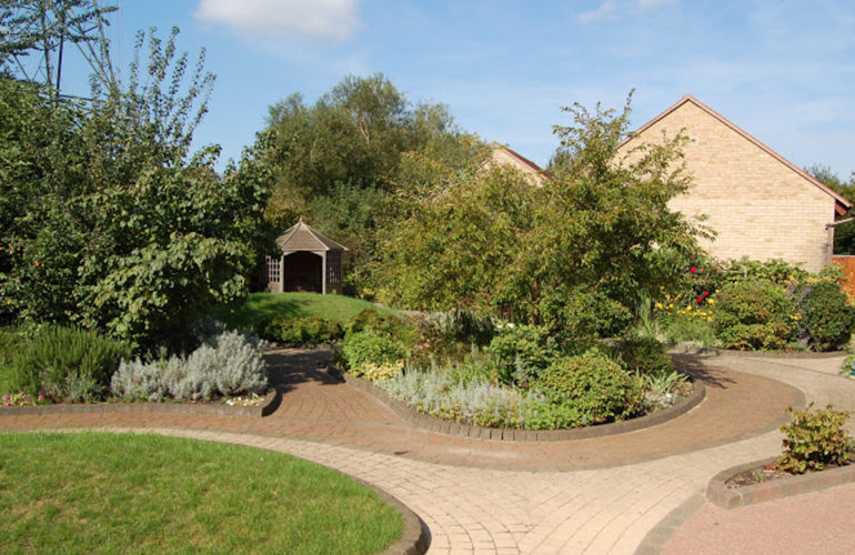 Richard House opens its garden to the public