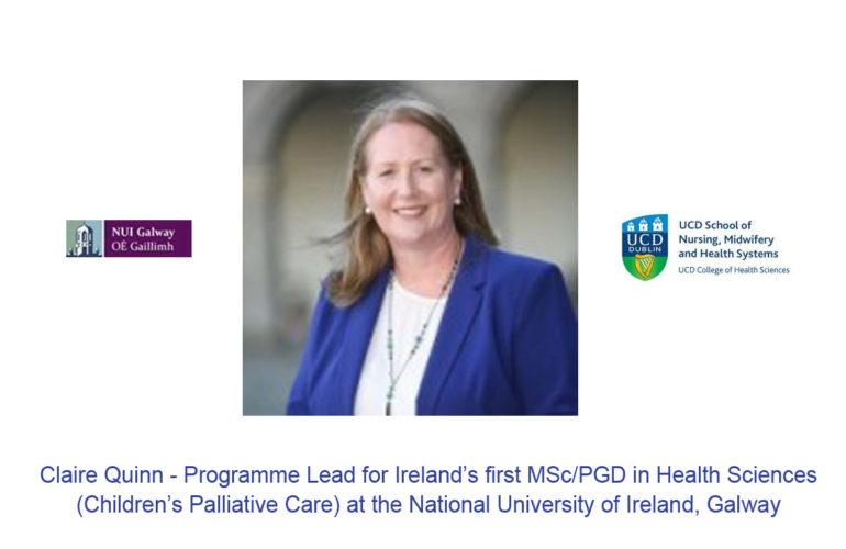 New Postgraduate Diploma in Children's Palliative Care Offered in Ireland