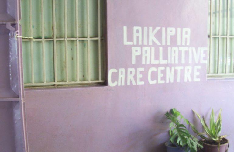 Patients appreciate Laikipia Palliative Care Centre