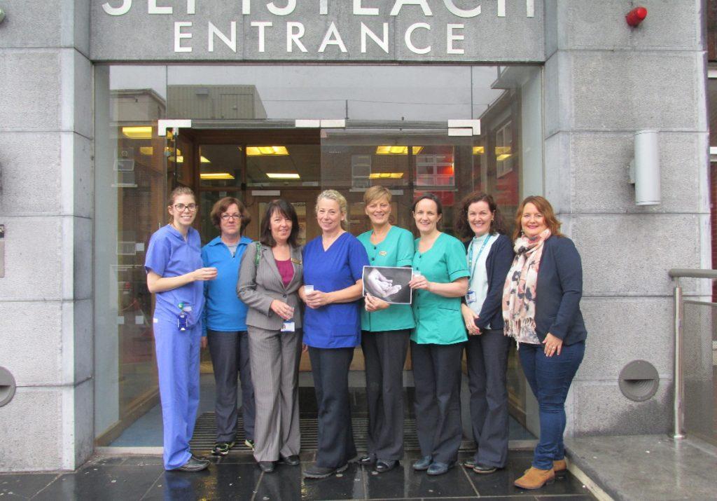 Rose Room Refurbishment for University Maternity Hospital Limerick