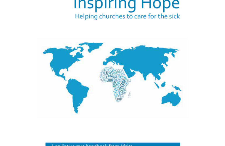 Inspiring hope: helping churches to care for the sick