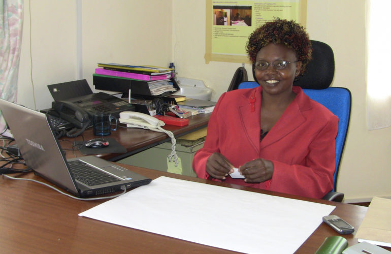 Stoma Group Therapy at Nyeri Hospice