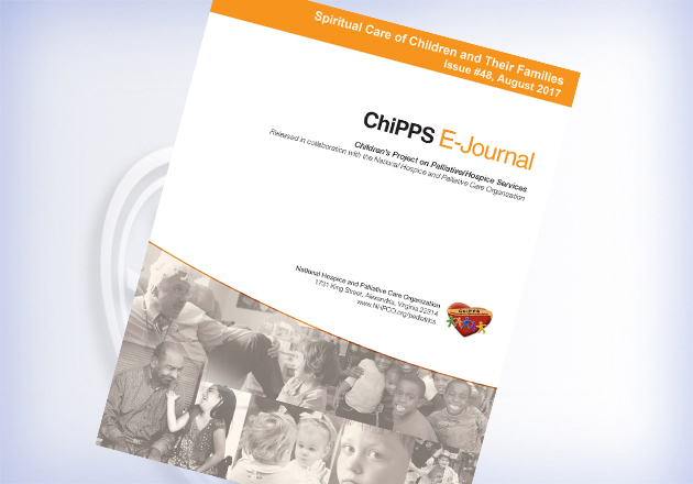 Pediatric e-journal explores spiritual care of children and families