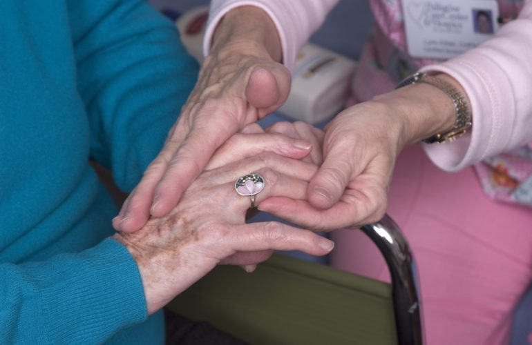 Is Hospice use alone a good indicator of quality of end-of-life care?