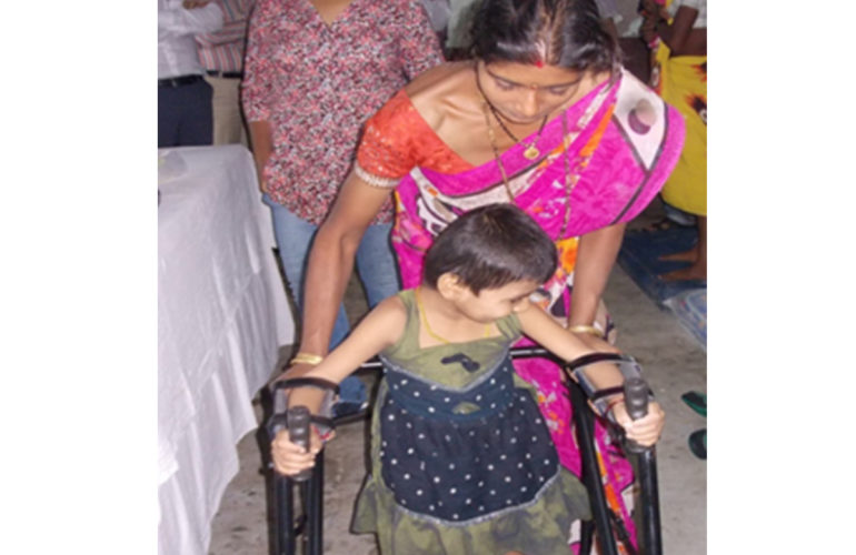 Palliative care for children with cerebral palsy in India