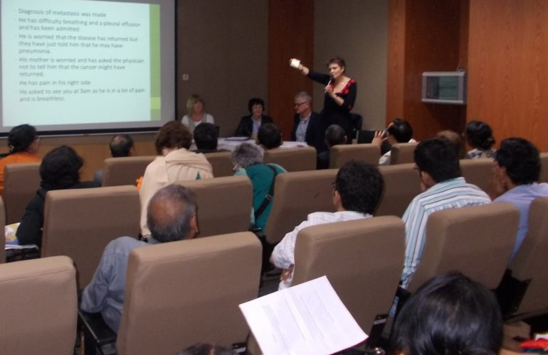 Historic children's palliative care conference begins in Mumbai