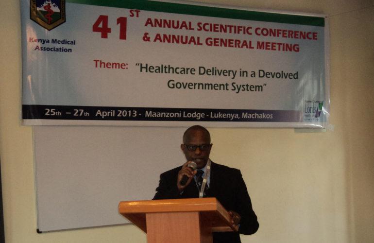 Devolving palliative care in Kenya, learning from Rwanda