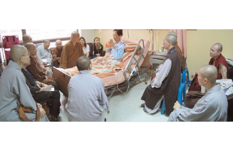 Taiwan: Clinical Buddhist Chaplains in palliative care