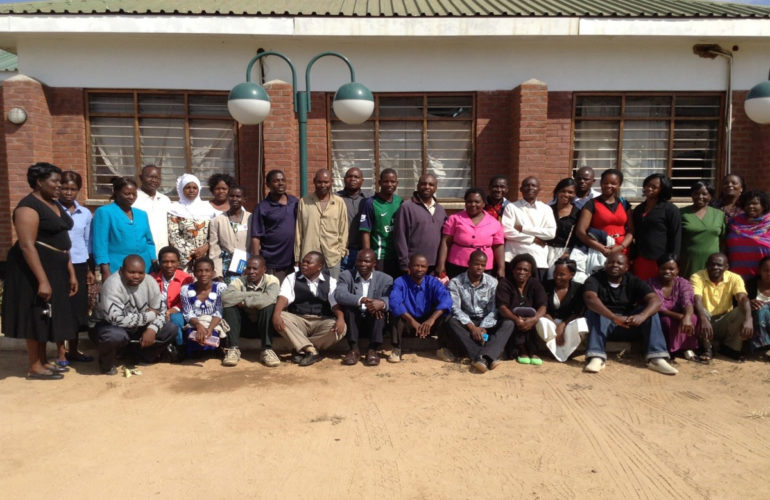 Taking children's palliative care to grassroots level in southern Malawi