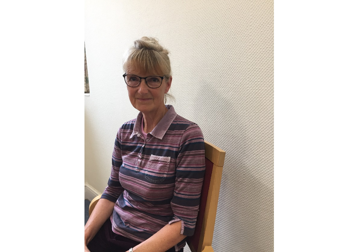 Why I volunteer: The complementary therapist