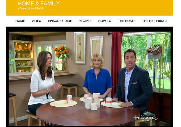 Hallmark Channel focuses on hospice