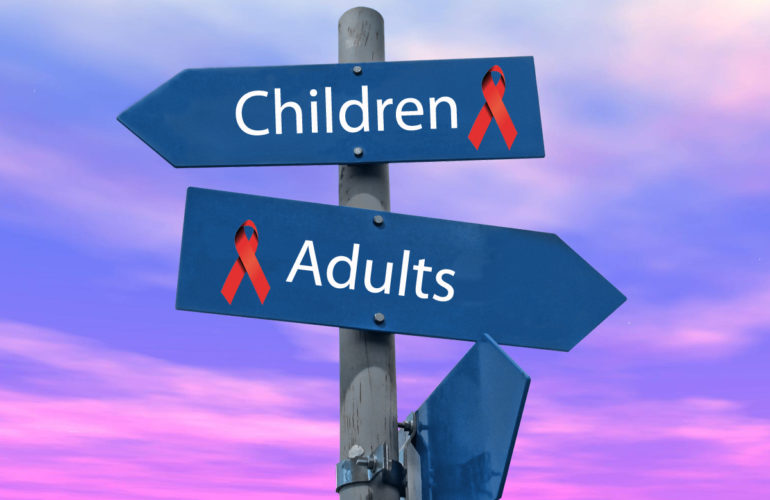 Transitioning adolescents through paediatric into adult HIV care