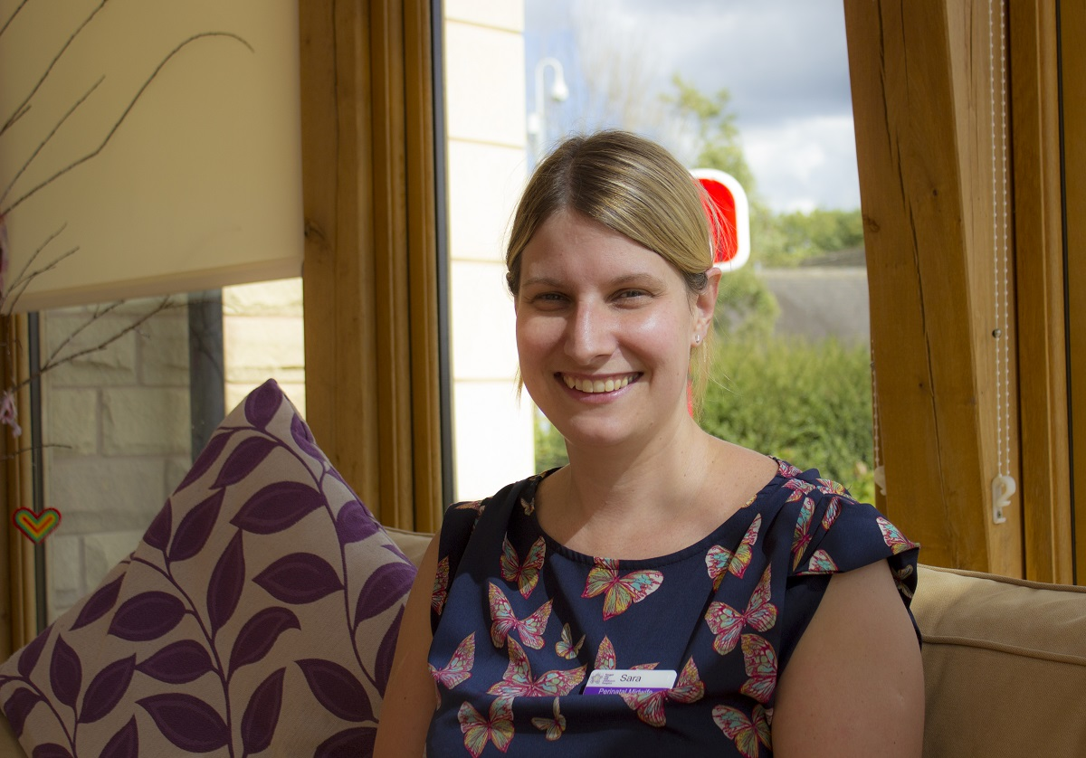 Children's hospice employs first hospice midwife in Europe