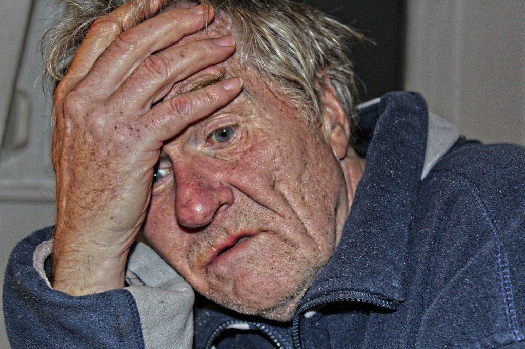 Hidden dementia grief
