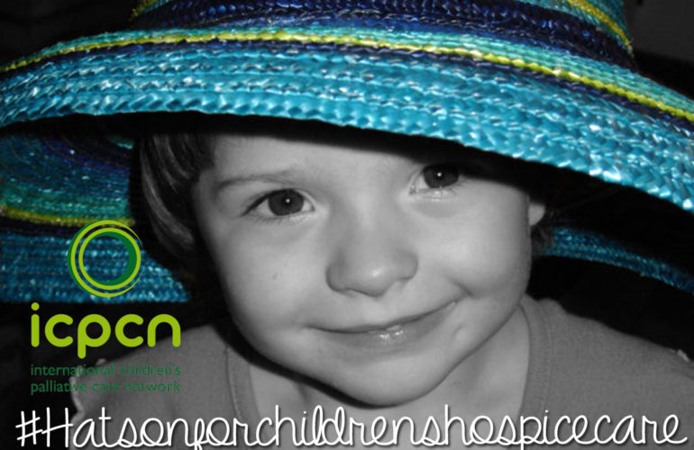 Hats on for children's hospice care!