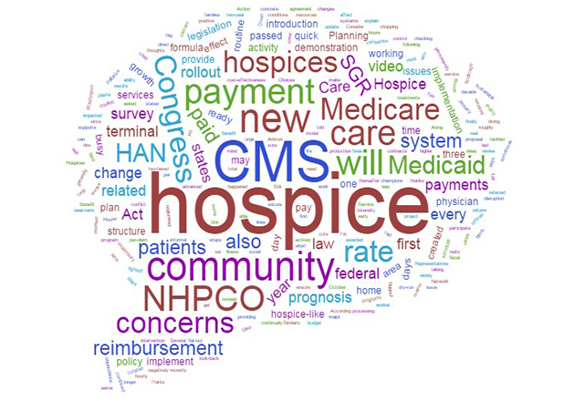 New quality reporting requirement for hospice providers