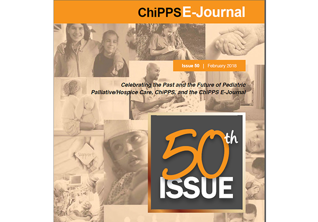 50th issue of Pediatric E-Journal now available