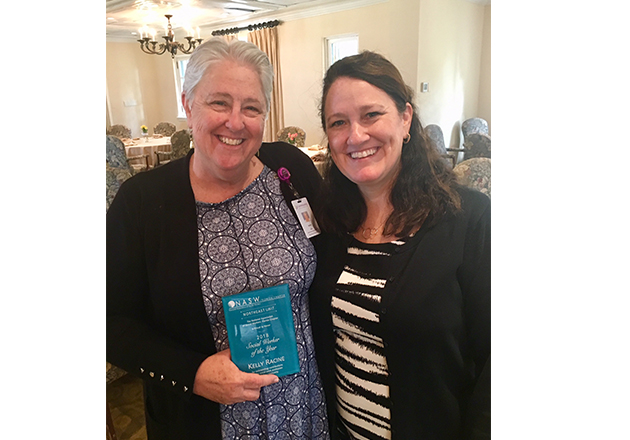 Community Hospice & Palliative Care employee earns 'Social Worker of the Year' honors