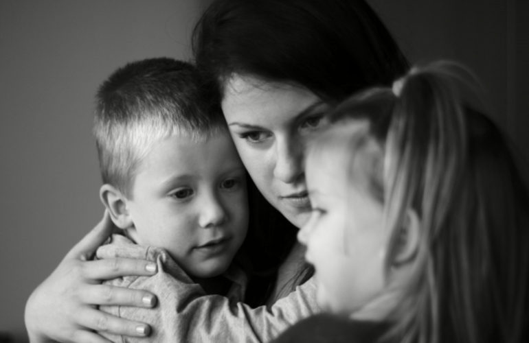 New guide for childood bereavement