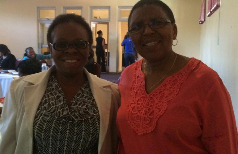 Children's palliative care training for health professionals in Swaziland