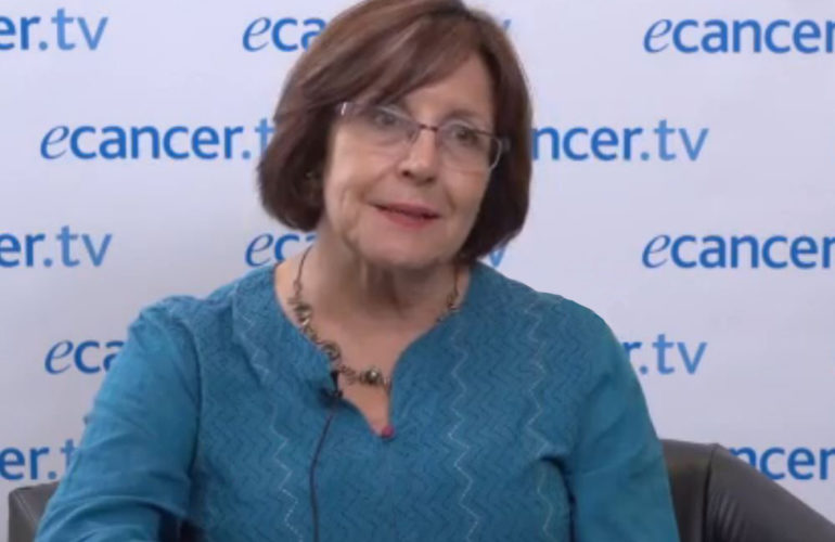 Joan Marston speaks to eCancer about developments in children's palliative care in  India and Malawi