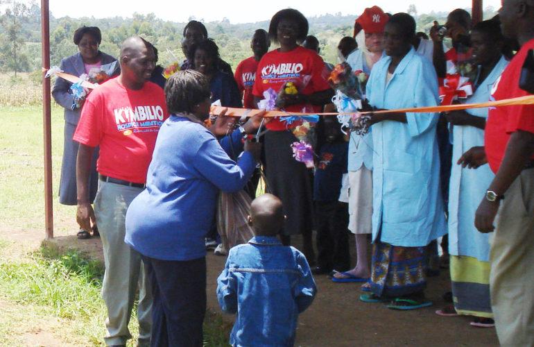Kimbilio Hospice launches its Marathon