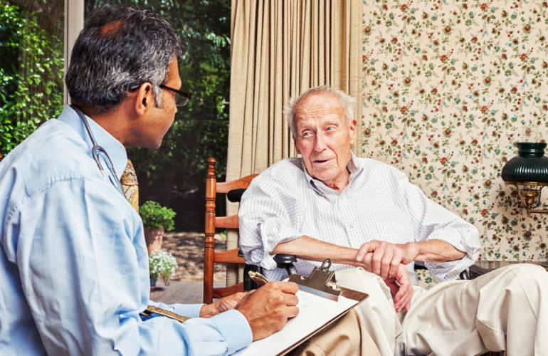 Mon expérience : Qu'est-ce que l'approche des soins palliatifs au juste?