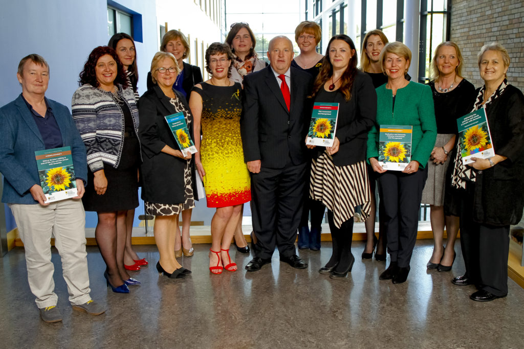 Guidance documents published in Ireland for healthcare staff to improve palliative care for people with dementia