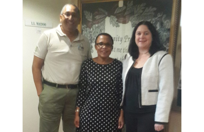 Access to opioid medication – discussion with Dr Lochan Naidoo, President of INCB