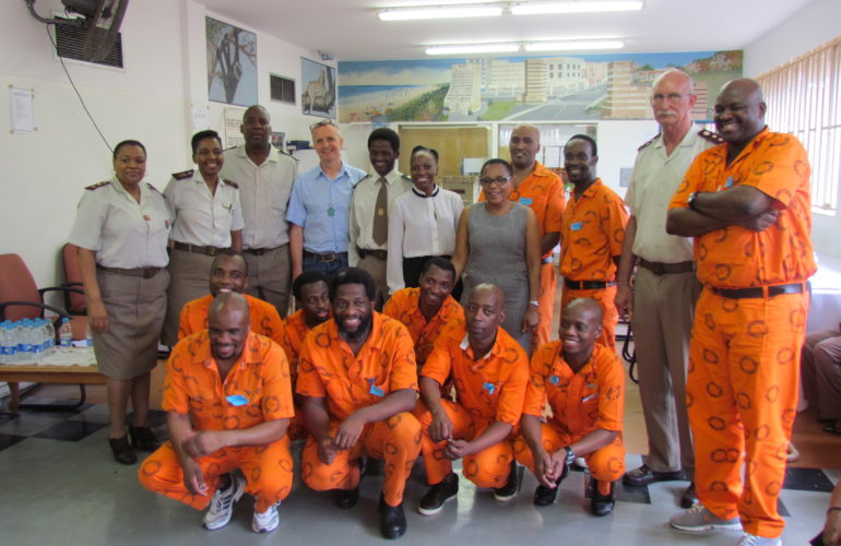 Palliative care for prisoners in South Africa