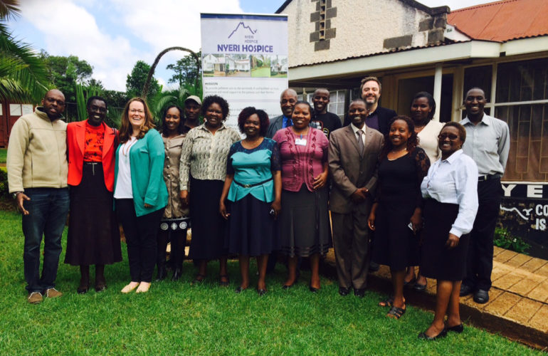 Advancing palliative care through a human rights approach in 2015: empowerment and accountability