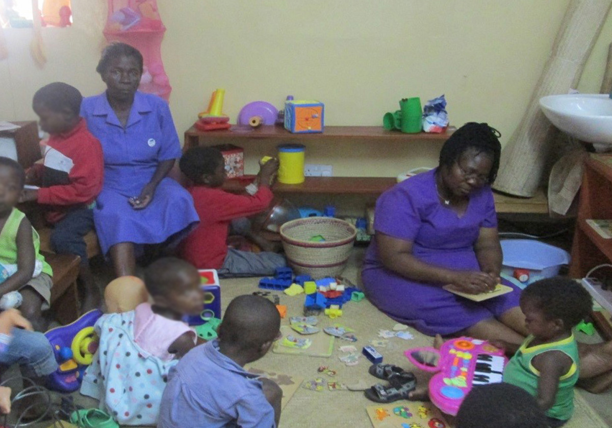 Strengthening palliative care services for the children of Malawi