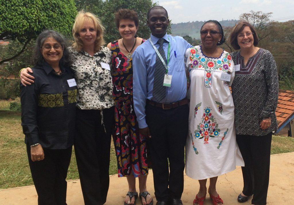 ICPCN runs two-day training workshop at Mildmay Uganda in Kampala