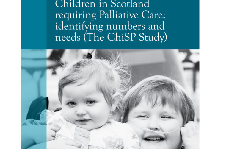 Identifying numbers and needs of children requiring palliative care in Scotland