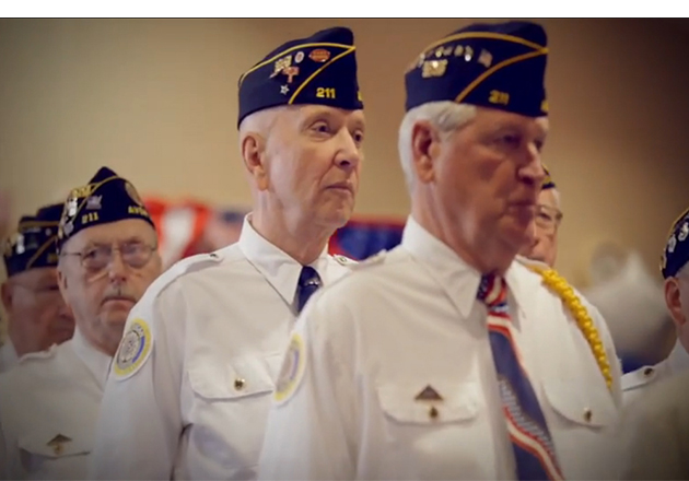 More Honor: A Veterans pinning ceremony and celebration of almost 70 years together