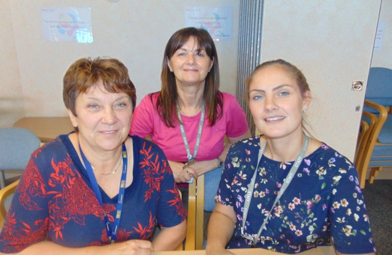 Report by Marie Curie and Hospice UK informs new course on end of life care