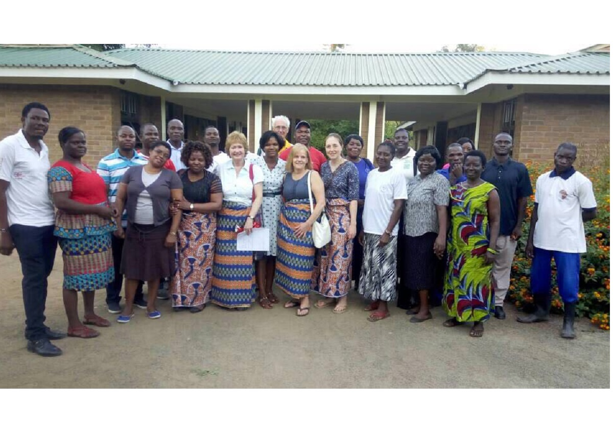 From Leicester to Malawi, tales from an African hospice