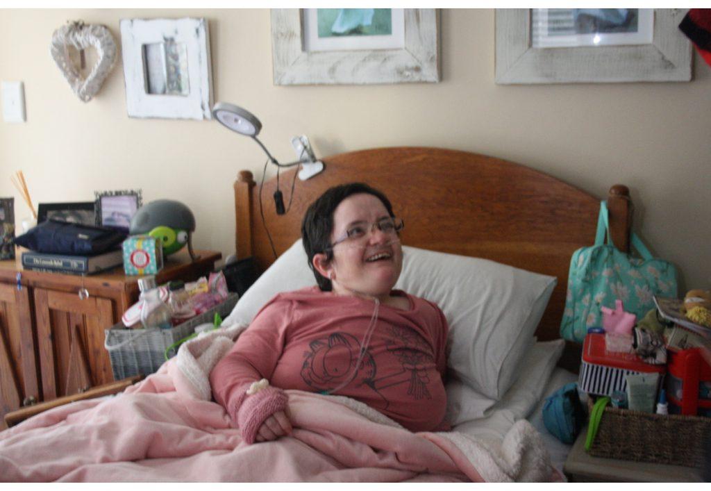 Knysna-Sedgefied Hospice making dreams come true
