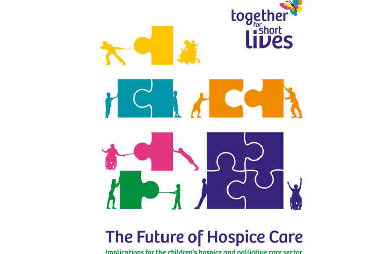 Together for Short Lives publishes report on the future of hospice care