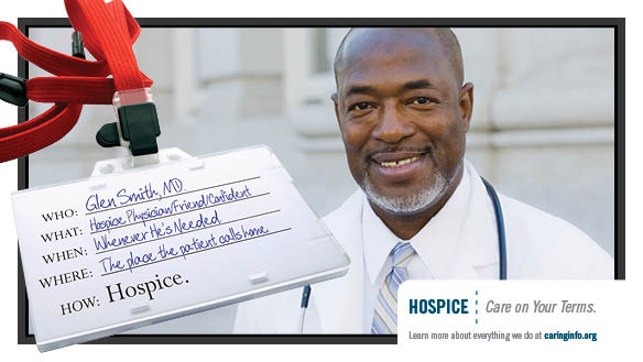 November is National Hospice Palliative Care Month