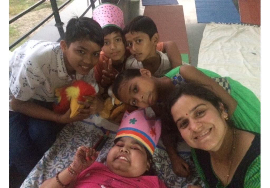 Hats On for Children's Palliative Care at Ganga Prem Hospice