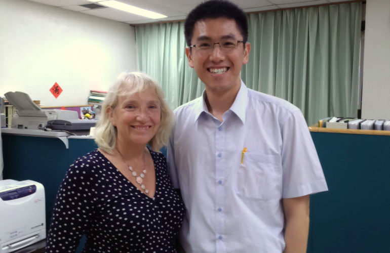 Comparing palliative care in the UK and Taiwan