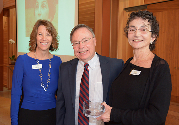 Hospice of Southern Maine Presents Katherine Pope Leadership Award