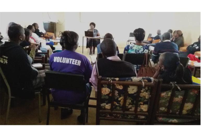 Advancing Palliative Care Provision Through Training