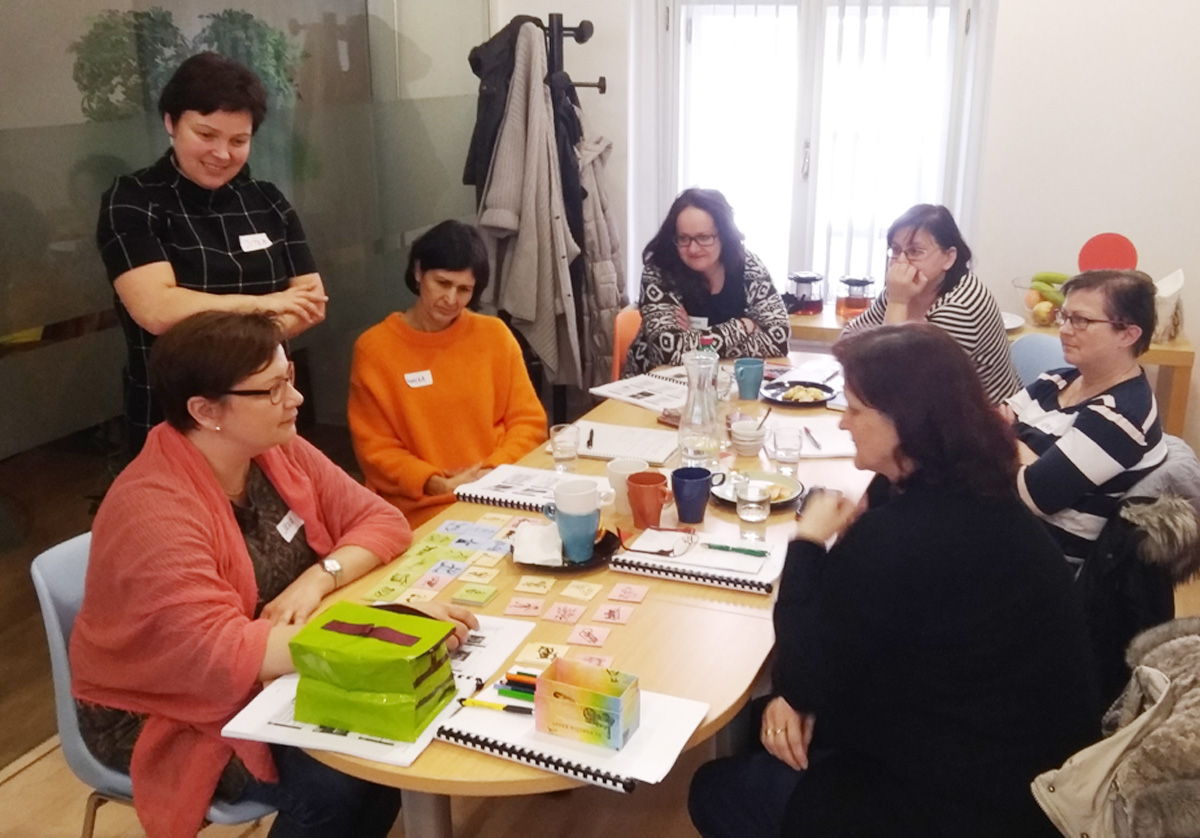 First Czech led Introductory Course in Children's Palliative Care